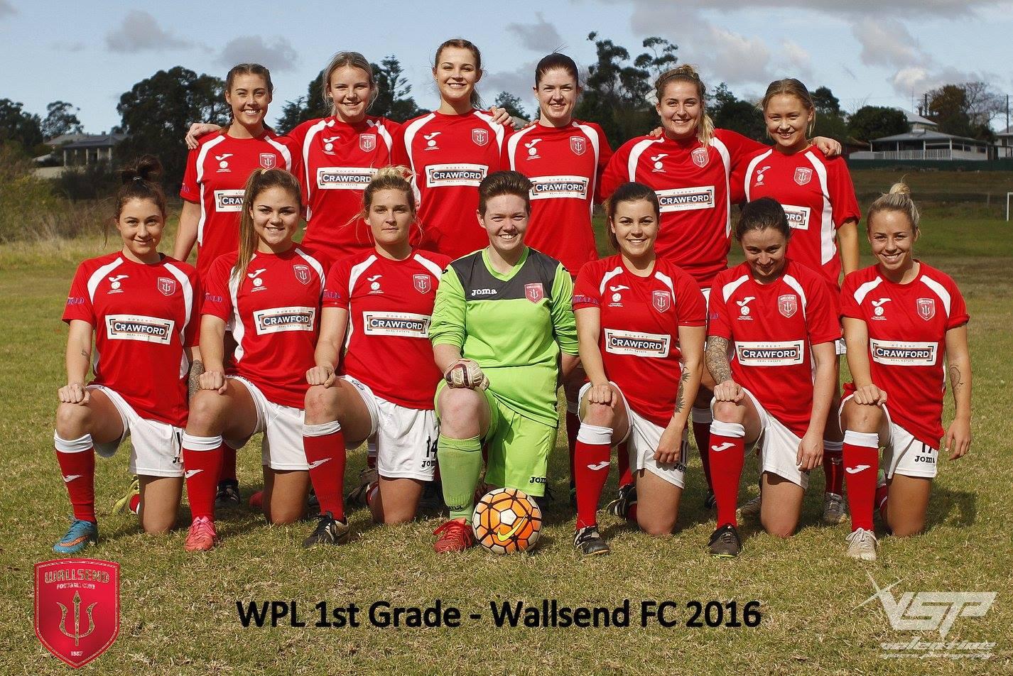Wallsend WPL first grade